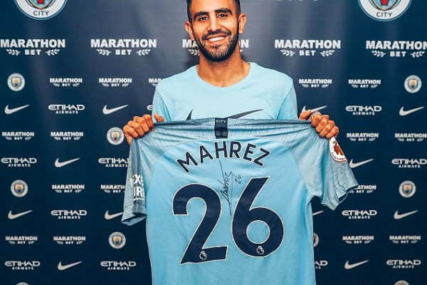 Mayrez to Manchester city