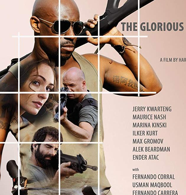 [MOVIE] THE GLORIOUS SEVEN (2019)