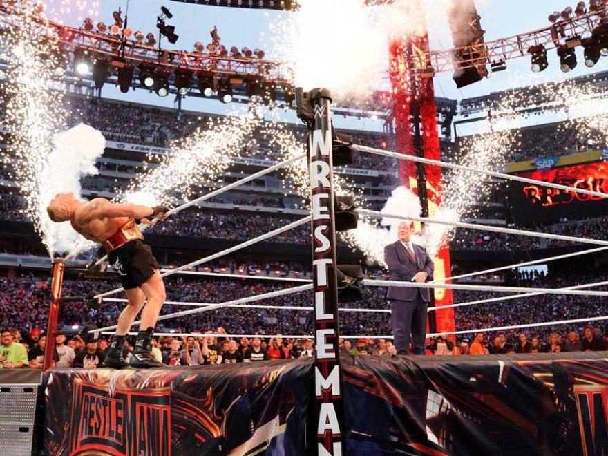 [WWE] WWE WRESTLEMANIA 2019 + FULL RESULTS