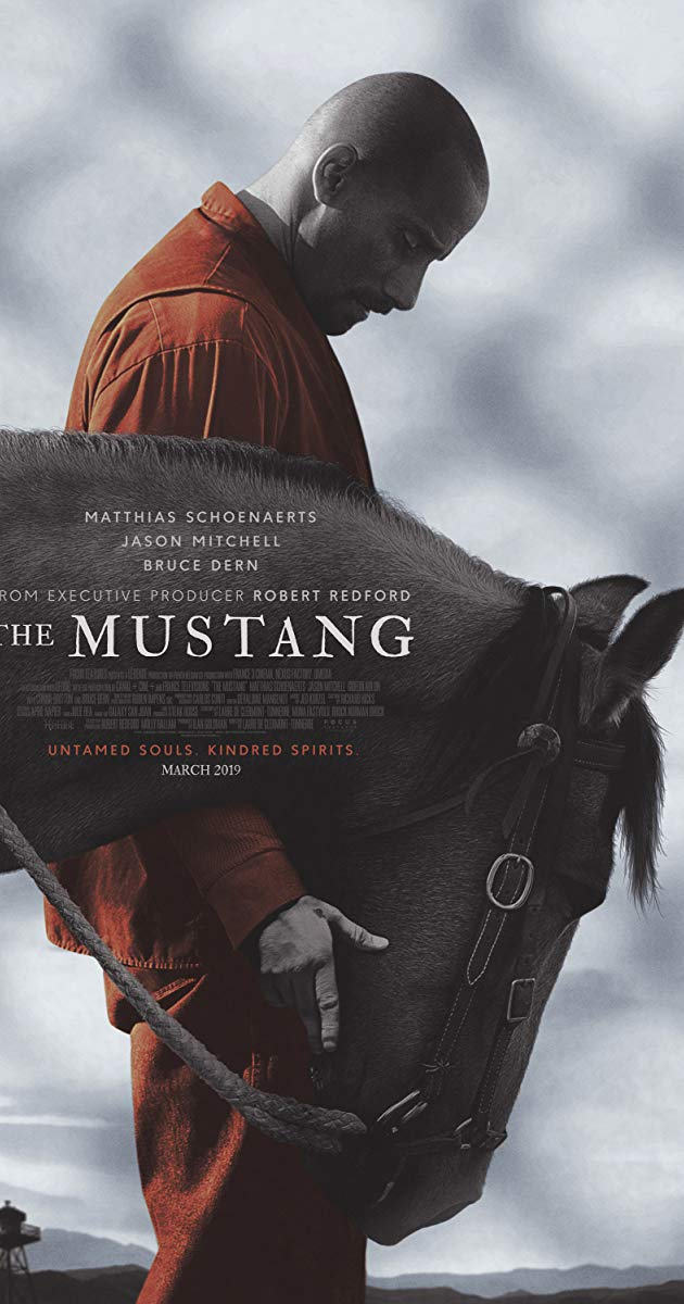 [MOVIE] DOWNLOAD THE MUSTANG (2019) HD