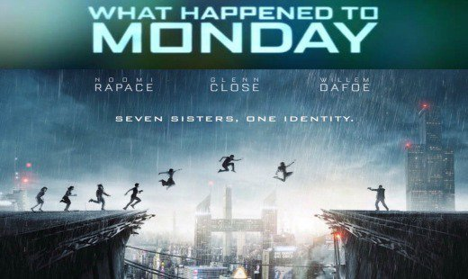 What Happened To Monday (2019)
